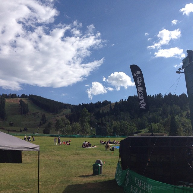 Grand Back Outdoor Concert Series in Deer Valley Calm beforehellip