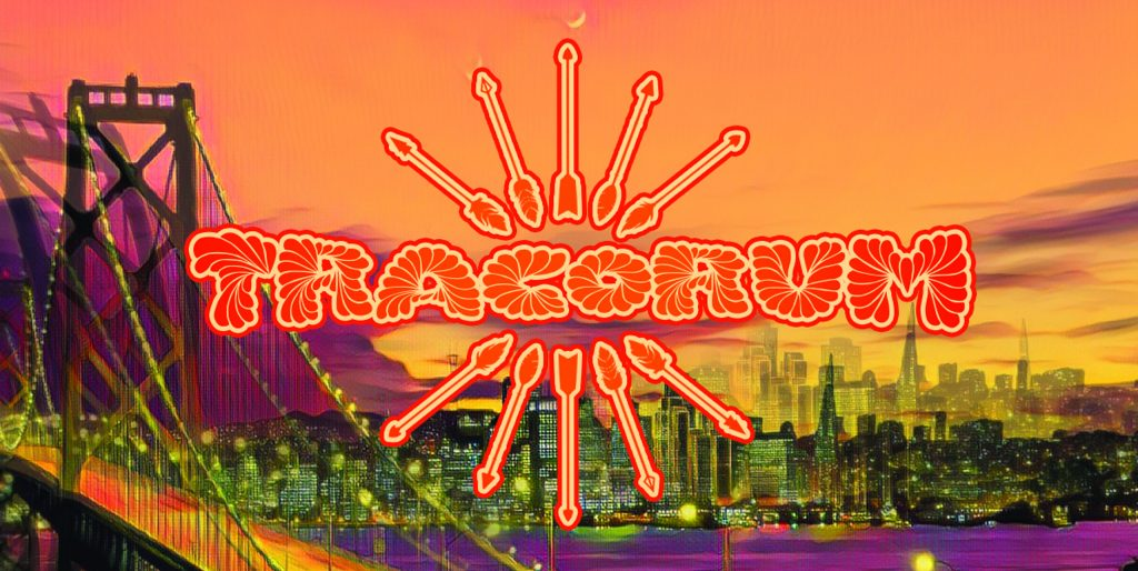 Tracorum | Rock n Soul with some Cosmic Gospel Thunder Funk